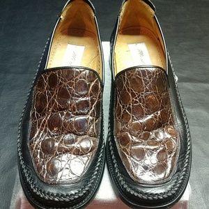 Mezlan Alligator Shoes